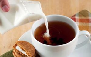 Какой чай нужно разбавлять молоком