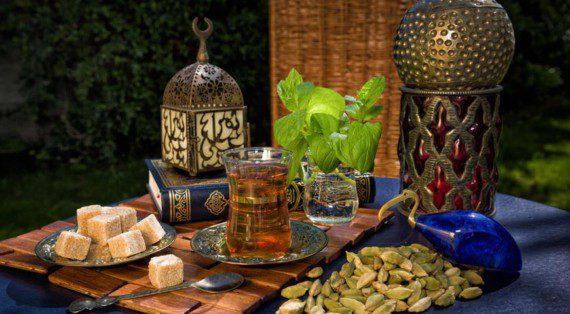 Чайные традиции Марокко