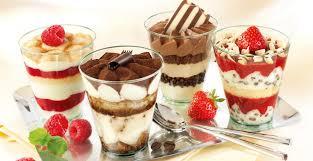 Простые рецепты десертов