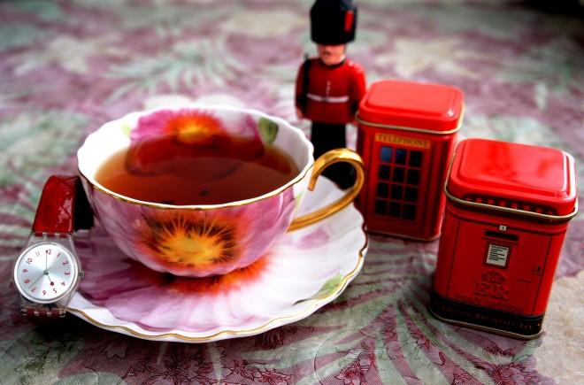 Традиции чаепития в Англии
