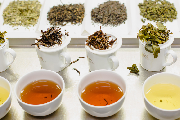Ronnefeldt знает: удивительные факты и новости о чае и его производстве
