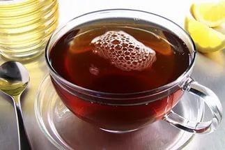 Содержится ли в черном чае кофеин