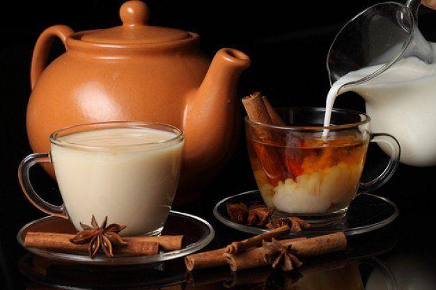 Правда и вымысел о любимом напитке. Чай и молоко