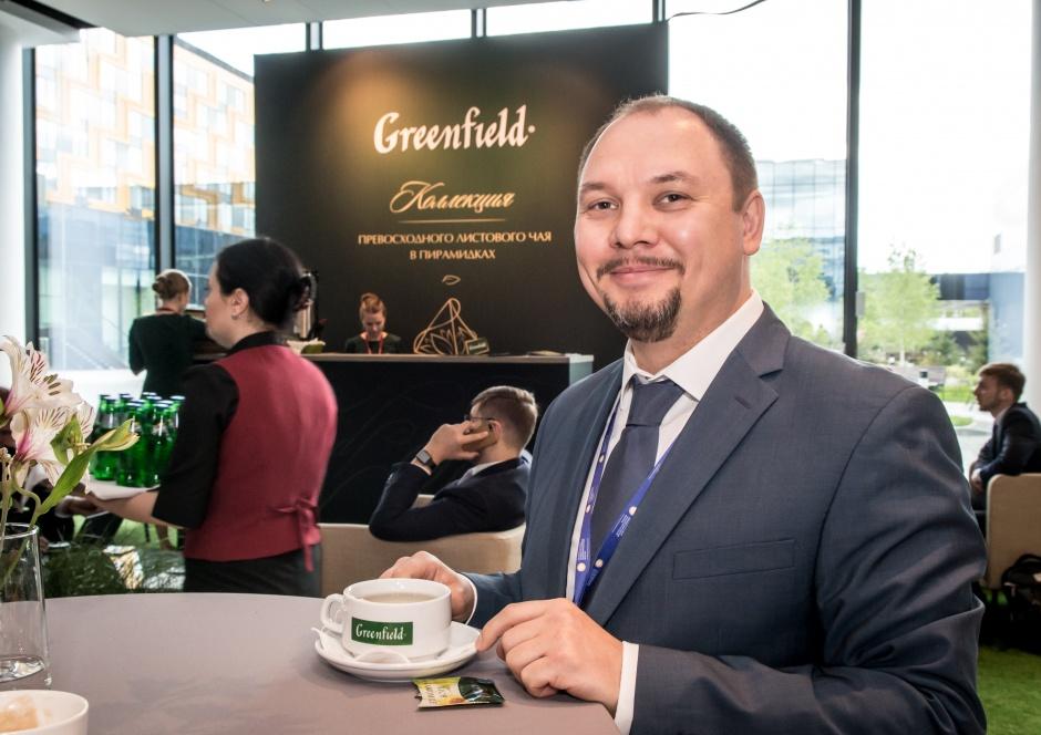 Greenfield и Jardin на полях ПМЭФ