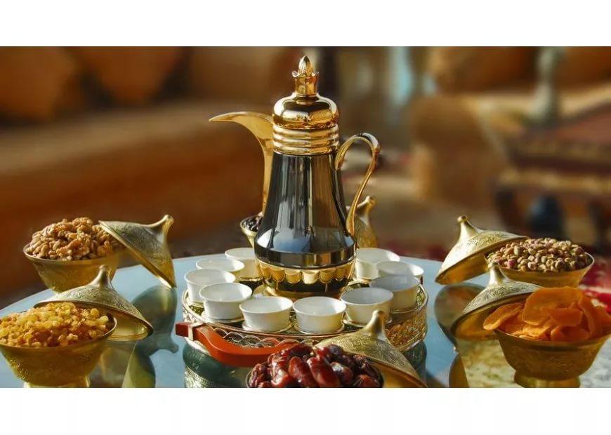 Выставка «Традиции чаепития» в Дубае