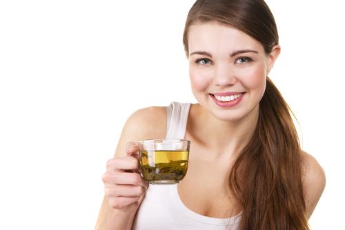 Зелёный чай полезен для здоровья зубов и дёсен