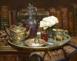 В Урюпинске проводятся коллективные чаепития
