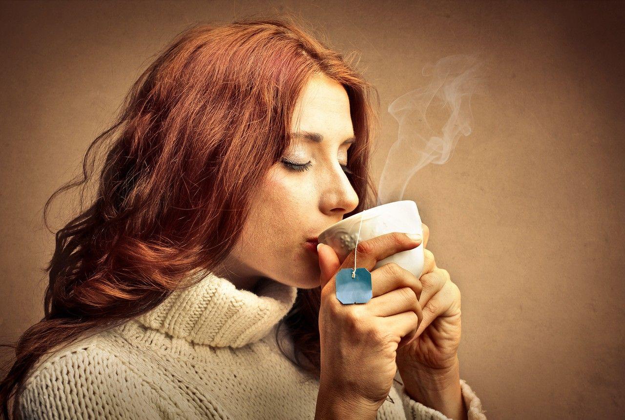 Со стрессом поможет справиться чай