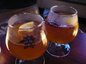 Чайно-алкогольные коктейли стали популярны в Германии