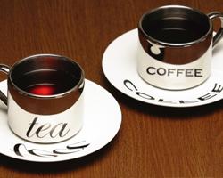 Чай полезнее, но кофе вкуснее