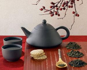 Проведения чайной церемонии в Китае