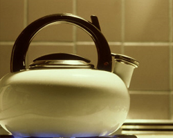 Чай при повышенной температуре
