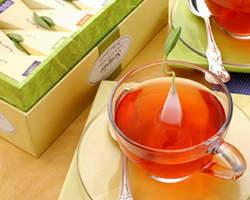 Мир чайных упаковок в музее истории купечества в Кунгуре