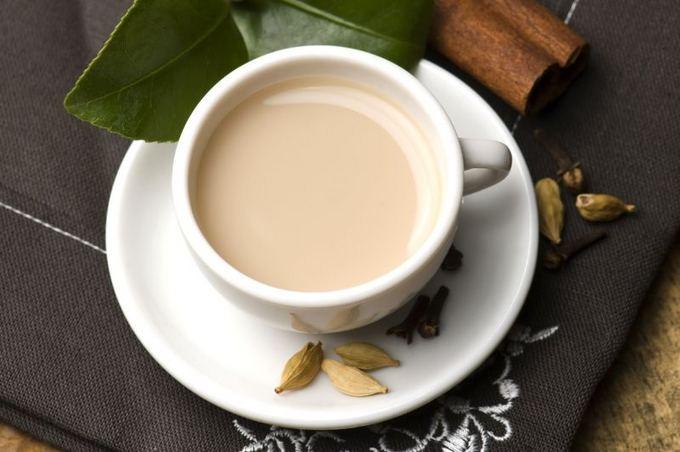 Полезные свойства молочного чая