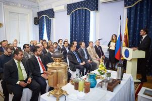 В Москве отметили всемирный праздник Цейлонского чая
