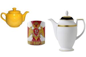 Росгвардия закупит в Петербурге 3,5 тонны чая и растворимого кофе