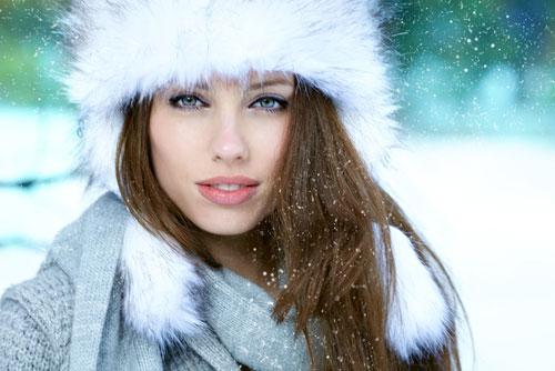 Как оставаться красивой зимой