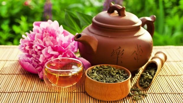 Китайский чай обладает массой полезных свойств