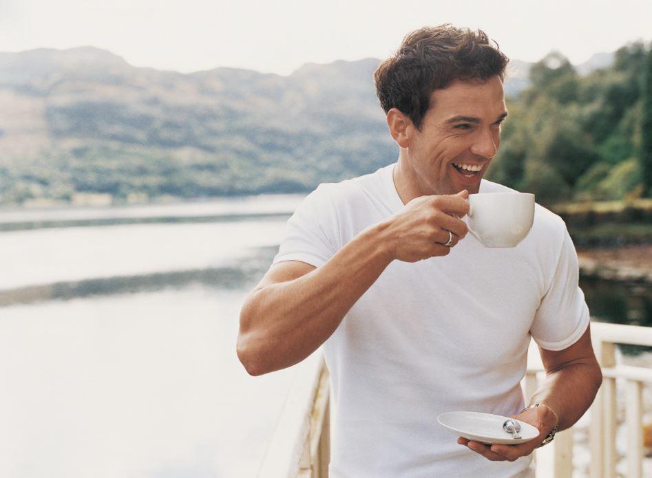 Можно ли мужчинам пить чай с мятой?