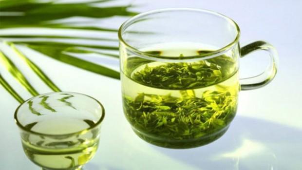 Зеленый чай положительно влияет на здоровье мужчин