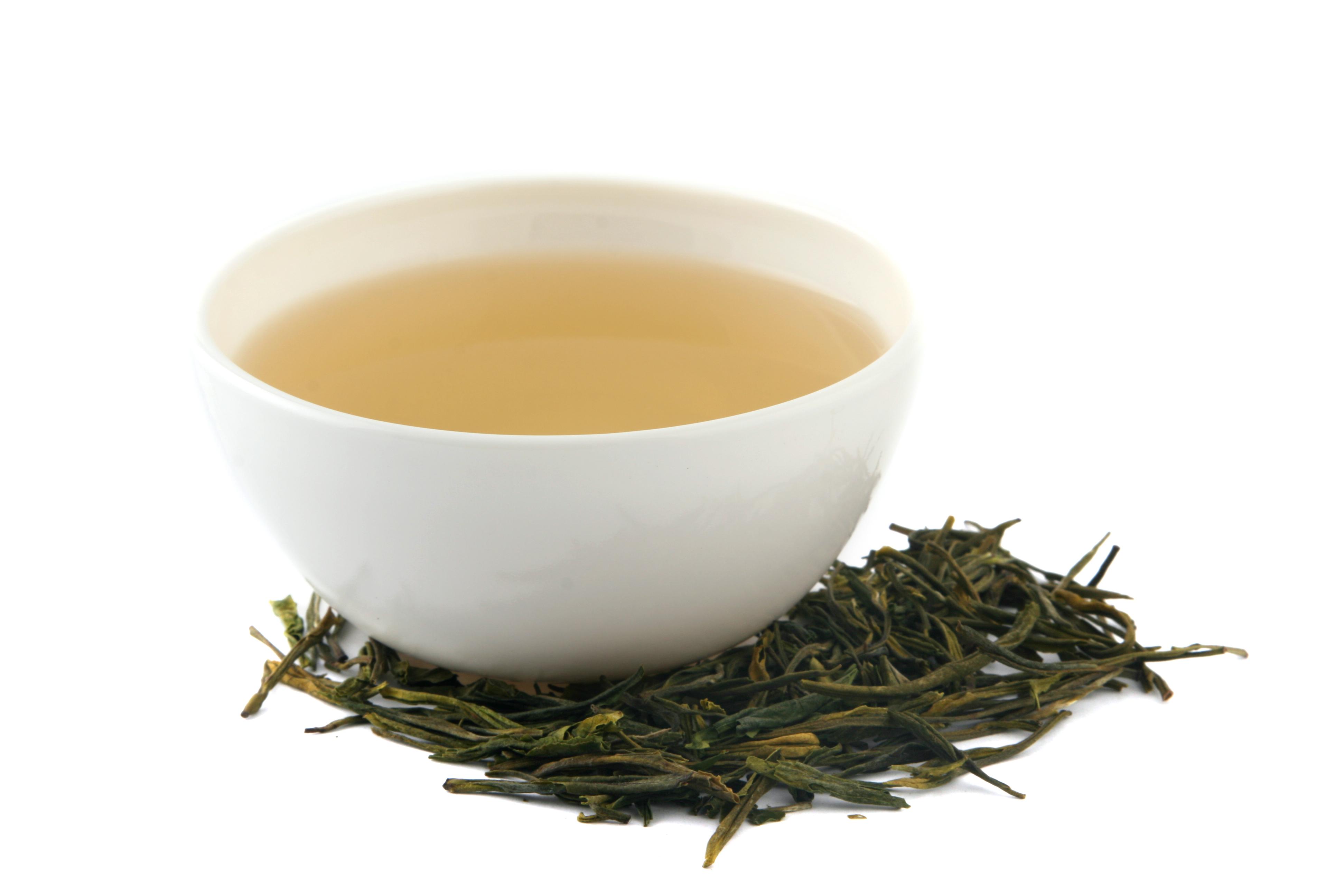 Белый чай против лишних килограммов