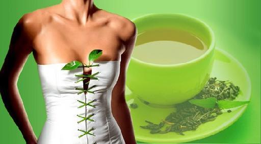 Три причины пить зеленый чай для похудения