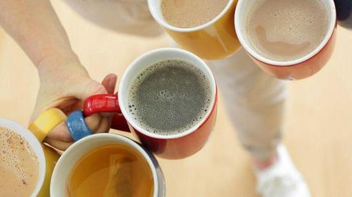 Почему лучше не пить чай или кофе в офисе