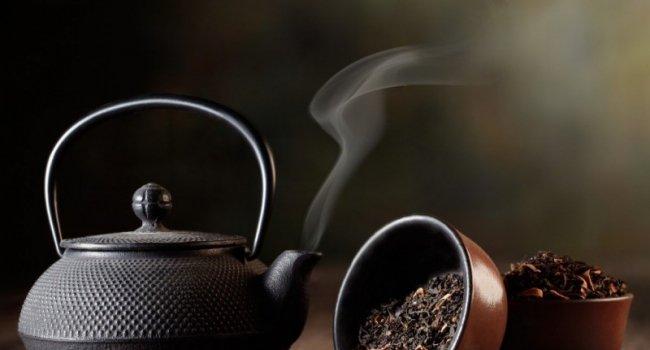 Черный чай может помочь похудеть