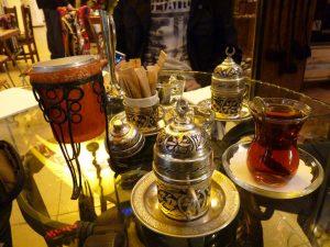 Турция занимает первое место среди стран-потребителей чая
