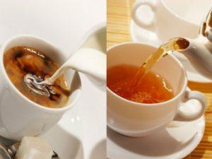 Ученые утверждают, что зеленый чай и кофе существенно снижают смертность на 15%