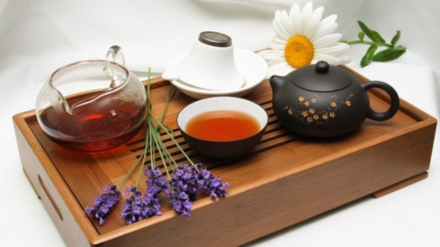 Очищающий чай способствует улучшению здоровья и снижению веса