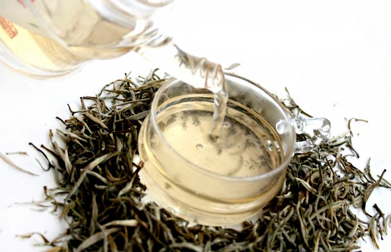 Белый чай поможет похудеть