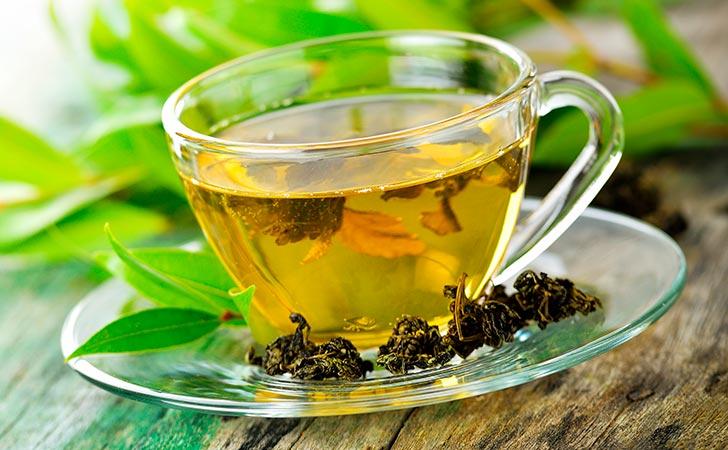 Зелёный чай поможет бороться против передачи ВИЧ-инфекции