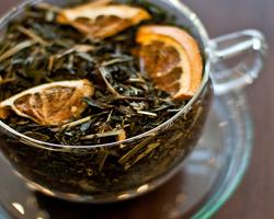 Зеленый чай и апельсин защитят от излучения монитора