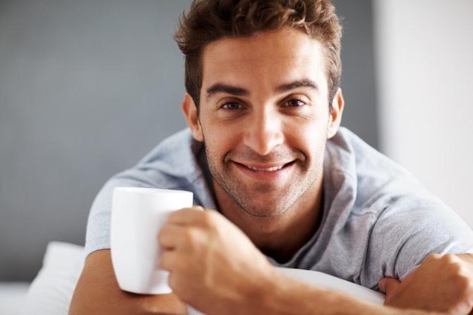 Вреден ли чай для мужчин?