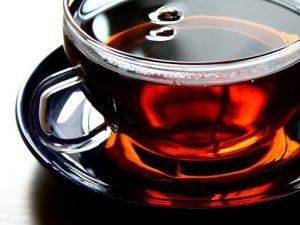 Не балуйся чаем