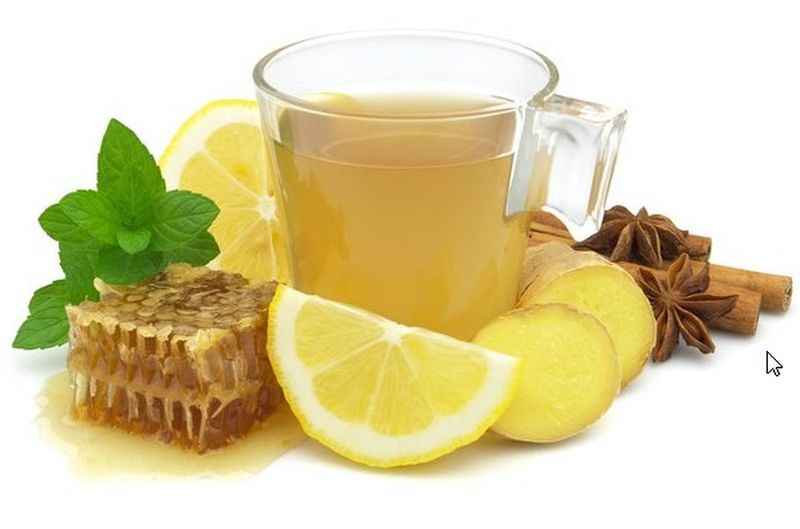Уникальные секреты красоты с имбирным чаем