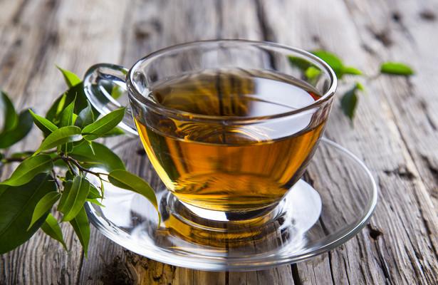 Зеленый чай спешит глазам на помощь