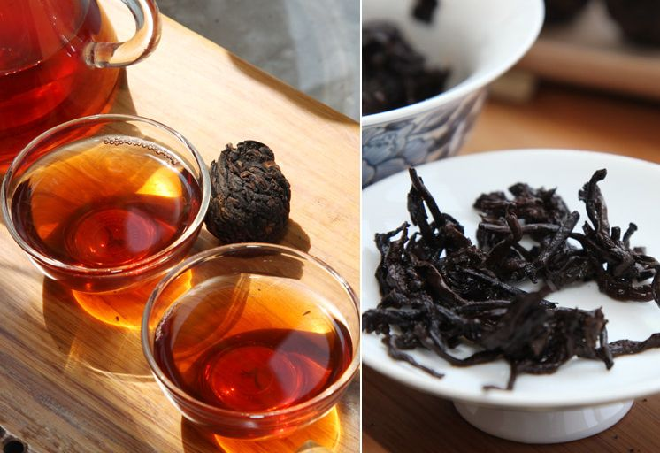 Особенности чая пуэр