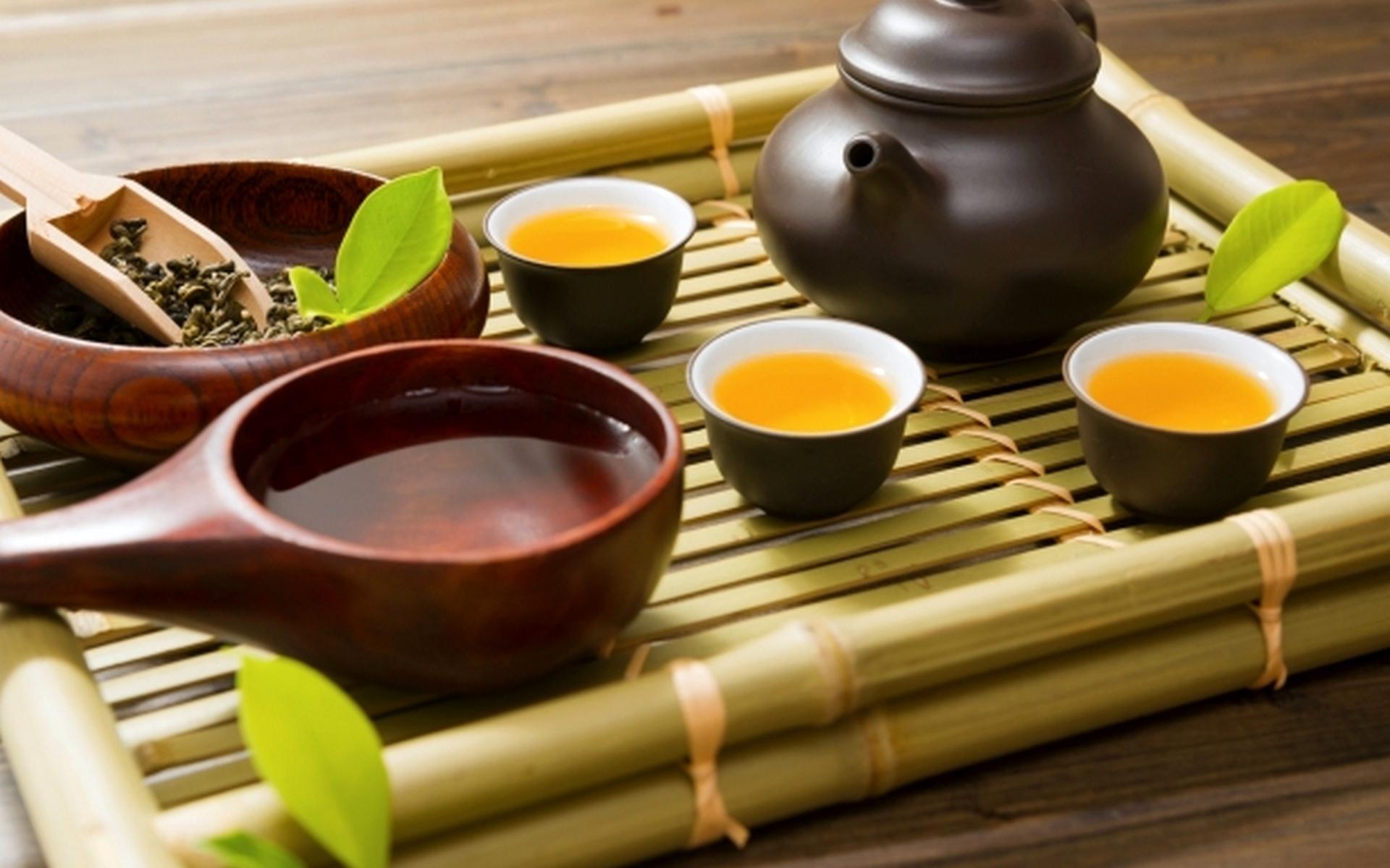 Церемония чаепития помогает существенно уменьшить беспокойство и тревогу