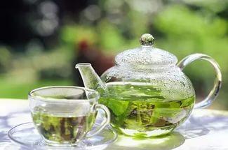 Зелёный чай убивает раковые клетки