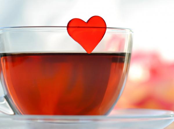 Чай полезен для сердца и сосудов