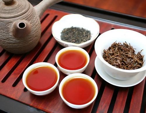 Красный чай и давление
