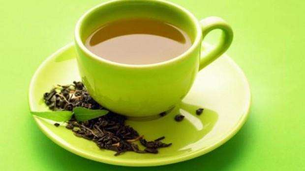 Зелёный чай сохраняет здоровье зубов и дёсен