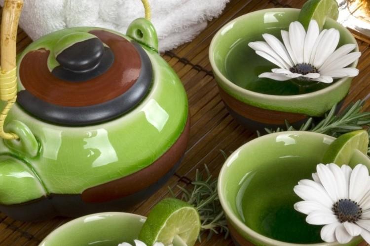 Чаи для очищения организма
