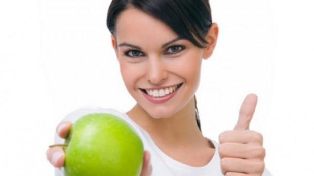 Зеленый чай и яблоки защищают от атеросклероза и рака