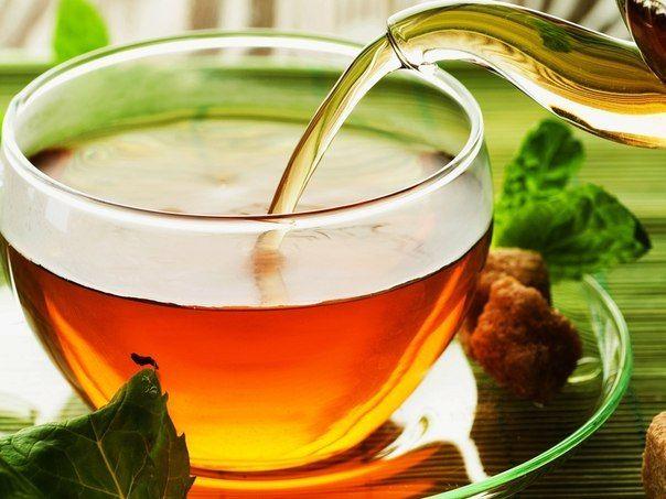Лечебные и профилактические чаи