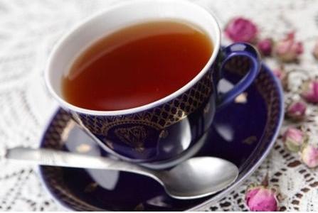 Влияние черного чая на организм человека