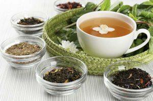 Разновидности чая и чайные церемонии