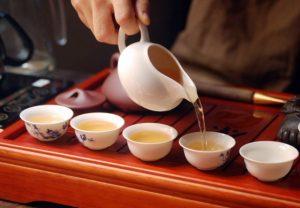 Активное чаепитие опасно для здоровья